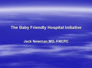 Baby-Friendly Hospital Initiative and WHO Code, 2E,1L CERPs