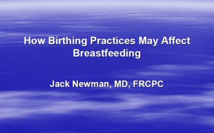 Impact of Birthing Practices on Breastfeeding, 5L CERPs