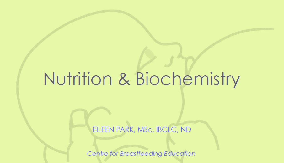 Nutrition and Biochemistry of Breastfeeding, 5L CERPs