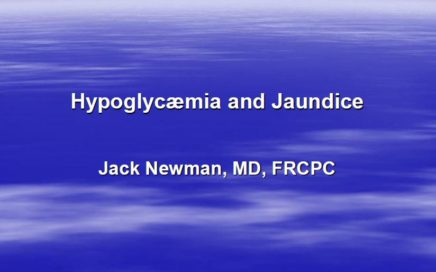 Special Babies II: Hypoglycaemia and Jaundice, 3L CERPs